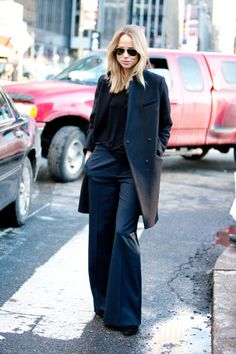 Street style at NYFW F/W 2014