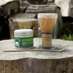 Japanese matcha tea set from Kenko Tea Australia