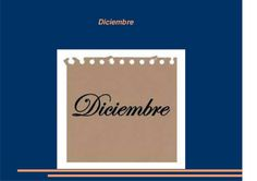 December mensis, por Sergio Cortés