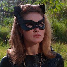 Julie Newmar- Catwoman