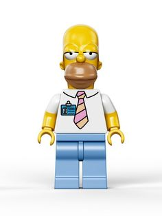 The First Official 'Simpsons' Lego Set Is Finally Here