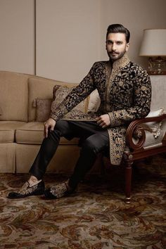 wedding outfit men indian * wedding outfit guest + wedding outfit men + wedding outfit + wedding outfit guest winter + wedding outfits for guest + wedding outfit guest spring + wedding outfit men indian + wedding outfit men guest Sherwani For Men Wedding, Wedding Dresses Men Indian, Groom Wedding Dress, Sherwani Groom, Wedding Men, Wedding Summer, Wedding Reception, Sherwani For Boys, Trendy Wedding