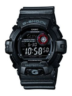 dd0096e41fe Casio GShock Black Dial Mens Quartz Watch G8900SH1    Continue to the  product at the