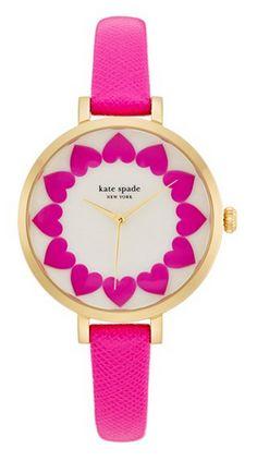 sweet Kate Spade watch rstyle.me/...