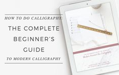 Blog – Laura Hooper Calligraphy How To Do Calligraphy, Laura Hooper Calligraphy, Modern Calligraphy, Blog Tips, Learning, Study, Teaching, Studying, Education