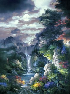 Product Categories James Lee | Bentley Licensing Group-Midnight Mist Canyon