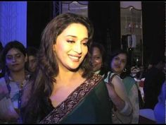 saraswati interview with madhuri dixit ... Old interview but she looks pretty lol.