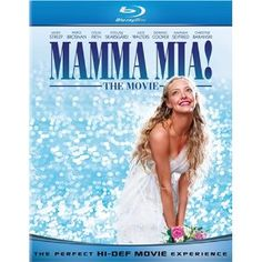 Don't miss this: Mamma Mia (Blu-ray Disc, Includes Slipcover) Meryl Streep, Amanda Seyfried Most Popular Movies, Great Movies, Awesome Movies, See Movie, Movie Tv, Movie List, Pierce Brosnan, Movies Worth Watching, Dvd