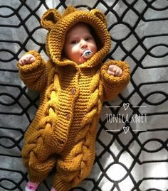 Things To Do When Bored At Home Alone . Things To Do When Bored - things to do when bored at home alone You are in the right pla - Knitted Baby Clothes, Knitted Baby Blankets, Onesie Pattern, Diy Crafts Knitting, Knitting Projects, Baby Coming Home Outfit, Crochet Bebe, Free Crochet, Crochet Pattern