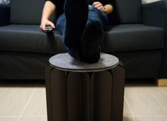 The All-Time Best Kickstarter Inventions for the Home: Collapsible furniture