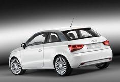 2010 - Audi A1 e-tron