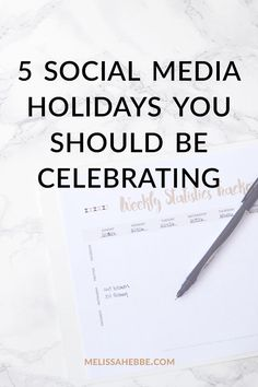 Who cares about social media holidays like National Donut Day? You should! Holidays like these help promote your boutique or shop's brand awareness, engagement and potentially sales. Click through to read the next 5 social media holidays you should be celebrating. I've got tips, examples and ideas for you plus a FREE e-mail course.