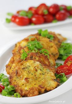 Chicken cutlets in French. B Food, Food Porn, Good Food, Chicken Cutlets, Tandoori Chicken, Bon Appetit, Summer Recipes, Main Dishes, Chicken Recipes
