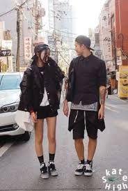 Картинки по запросу streetwear lookbook couple