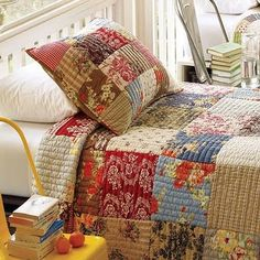 Decoracion – Decoradoras Decocasa » Dormitorios: Cubrecamas de patchwork