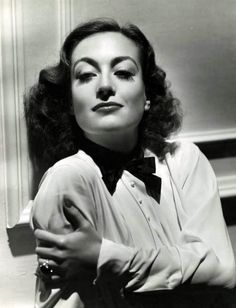 Joan Crawford  HER CHILDREN ARE DEAD AND HER FAMILY FOR TOUCHING LESLIE WOFFORD AND ANY OF HER KIDS.