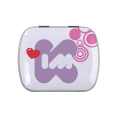 Lata Caramelos Jelly Belly™ / Nick Love KIM