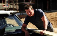 Lucas Black....that accent!!! Just talk about anything.. Melt