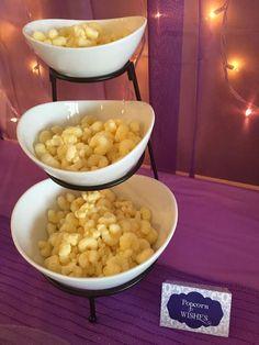 Popcorn Wishes (Princess Food Ideas) Elegant Sofia the First Birthday Party   CatchMyParty.com