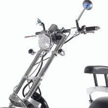 Bleu Bike Original remorque Adulte Unisexe pour des v/élos de 26 et 28 Pouces