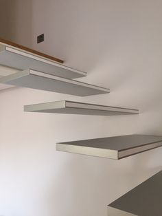 stairs  - detail - scalino in alluminio by #scilm