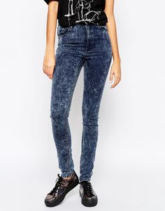 Cheap+Monday+Second+Skin+Jeans