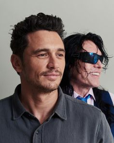 """The Disaster Artist. James Franco and Tommy Wiseau. Has he made his peace with the cult status of his """"The Room,"""" subject of James Franco's new film, """"The Disaster Artist."""""""