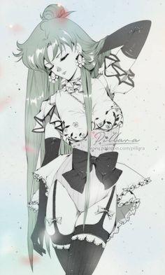 Makoto_FanArt_SailorMoon by Pillara on DeviantArt Sailor Moon Girls, Arte Sailor Moon, Sailor Moon Fan Art, Sailor Moon Manga, Sailor Uranus, Sailor Moon Crystal, Sailor Mars, Lupin The Third, Moon Princess