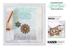 Here's a Kaisercraft Design Team layout for some inspiration!