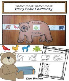 cover brown bear story slider