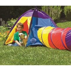 Discovery Kids Indoor/Outdoor Adventure Play Tent - kids part of discovery communications llc coupon sign Outdoor Toys, Outdoor Play, Indoor Outdoor, Garden Games, Garden Toys, Outside Toys For Toddlers, Toddler Toys, Kids Toys, Kids Digital Camera