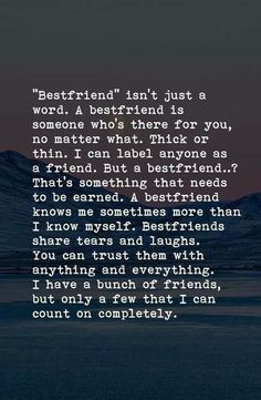 friends quotes deep Friendship Quotes for girls distance Best Friend Quotes Deep, Best Friend Quotes Meaningful, To My Best Friend, Letter To Best Friend, Best Friend Sayings, Best Friend Breakup Quotes, Happy Birthday Best Friend Quotes, Sayings About Friends, Thoughts