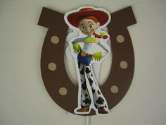 Toy Story Jessie Centerpiece Toppers