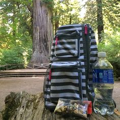 Carry snacks, water, and a sweater all in the Sling-Back Bag while you going on your hiking adventure!