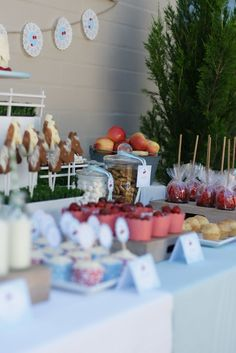 A little Polkadot: Country Style Farm Party