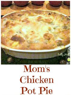 This delicious recipe has been generously shared by our Lovefoodies friend Sally. Sally tells me it's a family favourite and was originally her Mom's recipe. Thanks very much Sally for sharing. I live in the South, in Alabama to be specific where we are known for Southern Hospitality and great cooks. I started cooking...Read More »