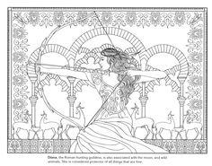 Dover Publishing: Goddesses