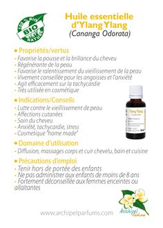 Huile essentielle ylang Ylang utilisation  #ylangylang #huileessentielledétente
