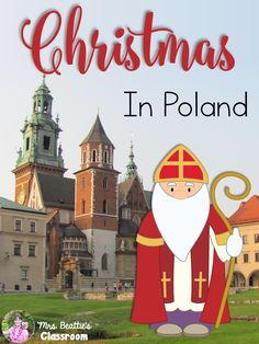 Planning a Christmas Around the World unit? Don't miss this blog loop full of fun and FREE crafts, activities, food ideas, lessons, mentor texts and more! Travel the loop, country by country, and gather everything you need to teach about Christmas Around the World!