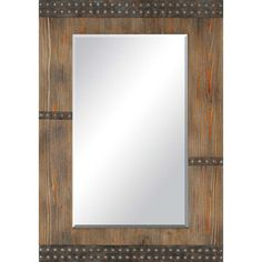Found it at Wayfair - Nordic Legends Wall Mirror