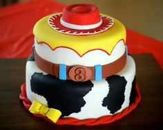 sweets and life: Baking Inspiration: Disney/Pixar Toy Story Cakes