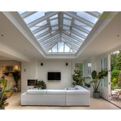 Timber orangery sympathetically designed to suit period property House Extension Design, Glass Extension, House Design, Extension Ideas, Garden Room Extensions, House Extensions, Orangery Roof, Orangery Extension, Kitchen Diner Extension