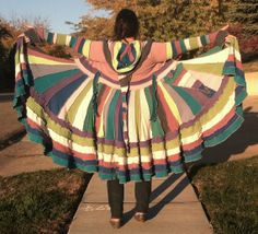 Ready to Ship/Already made Majestic Sweater by CraftedByAuntyEm, $300.00  I love the colors of this sweater!