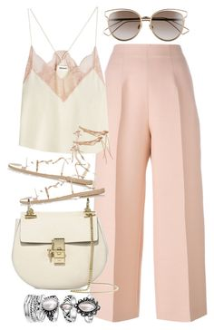 """Untitled #3843"" by plainly-marie ❤ liked on Polyvore featuring Fendi, Zadig & Voltaire, Ancient Greek Sandals, Christian Dior and Chloé"
