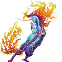 Delightful Fire Singer By SweetsParade On DeviantArt