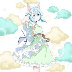 535 個讚,6 則留言 - Instagram 上的 ❀ シノン ❀(@shinon.chan):「 Ohayo (.◜ω◝.) — ♡ I feel a lot like Sinon in this photo today, very very sleepy 😴 I couldn't help… 」 Sinon Ggo, Kirito, Sword Art Online, Online Art, Shino Sao, Asada Shino, Sao Characters, Very Sleepy, Naruto Gif