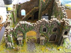 Ruined Tower model