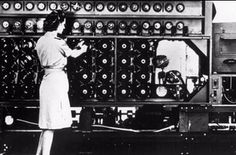 During World War II, Nye's mom was in the Navy and was even recruited to work on the Enigma code. | Bill Nye's Mom Was A Badass World War II Code Breaker