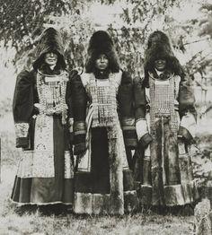 Yakut women