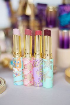 Tarte Rainforest of the Sea Quench Lip Rescue. http://beautyeditor.ca/2016/03/14/tarte-spring-2016
